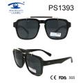 2017 Super Quality Hot Sell Plastic Sunglasses (PS1393)