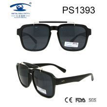 2017 Super Quality Hot Sell Plastic Sunglasses (PS1393)
