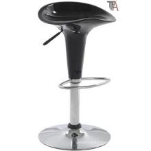 Matériau en ABS couleur noire Tabouret de bar (TF 6003)