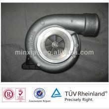 Turbocharger PC400-7 P / N: 6151-81-8170 6156-81-8110 Para o motor 6D125