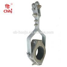 Grampo de grampo pendurado de alta tensão JGX para suspensão de cabos