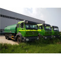 Beiben 10 Wheel 16800L Gasoline Delivery Trucks