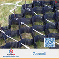 Plastic HDPE Geocells for Support The Pipeline and Sewer