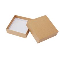 Caixa de presente personalizada do bracelete do cartão do baixo preço