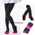 Meia-calça meia-calça de algodão personalizado crianças meninas