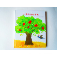 Professional Offset Printing Hardcover Book Children Book Printing