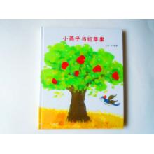 Impressão Offset Profissional Livro Hardcover Livro infantil Livro de impressão