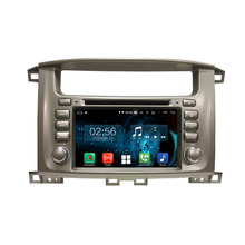 car dvd multimedia player for LC100 1998-2007