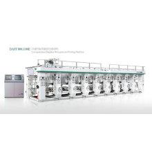 Machine d'impression par gravure à ordinateur haute vitesse (CE)