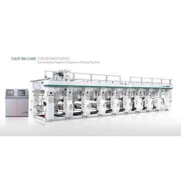 High Speed Computer Gravure Printing Machine (CE)