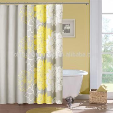 2015 Nuevos productos tejido pesado cortina de ducha de revestimiento