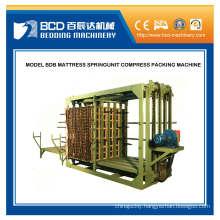 Spring Unit Bale Compress Packing Machine (BDB)