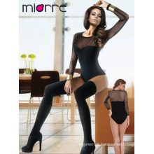 MIORRE LONG SLEEVE WOMEN BODYSUIT WITH SNAP
