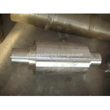 Forged supporting roller blank