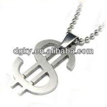 US Dollars Lucky Anhänger Anhänger Halsketten Anhänger
