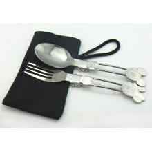 hot new products for 2015 cutlery set , Mickey style! gift set