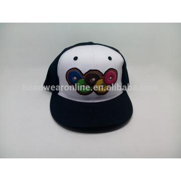 Boné de beisebol do boné de beisebol do tampão de hip-hop do chapéu liso do chapéu da fábrica