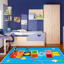 Hopscotch enfants tapis de salle de jeu