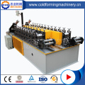 PLC Control Light Gauge L Angle Steel Framing Machine