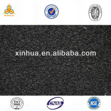 Coal-based benzene purification activated carbon