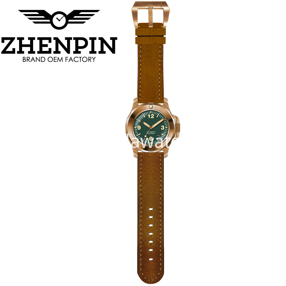 Bronze Wirst Watches