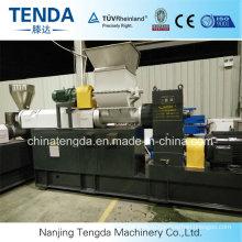 Отходы PP /PE пленки стиральная переработка линия гранулирования
