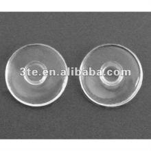 Almofadas de nariz de silicone por atacado para óculos