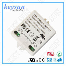 AC-DC 6W 12V AC-DC Constant Voltage LED Driver (CE UL CUL approved) Water proof