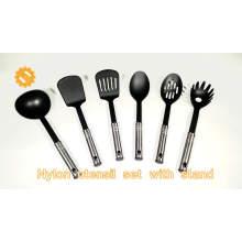 Top-Küchengeräte 38-teiliges Zubehör für Küchenutensilien für große Supermärkte