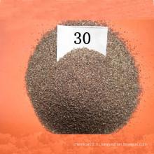 Коричневый оксид алюминия для пескоструйной обработки и шлифовки, оксид алюминия