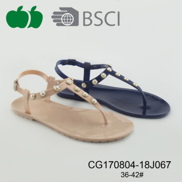Cheap New Women Summer Durable Pvc Sandals