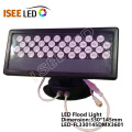 Décoration multicolore DMX RGB Flood Light