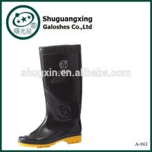 Mann Replica tropischen Gummi-Regen Schuhe A-901