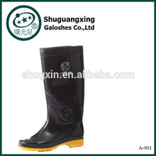 Man Replica Tropical Rubber Rain Shoes A-901
