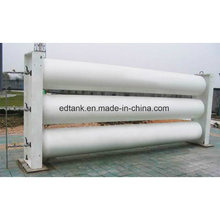 3 Long Jumbo Tubes CNG Storage Cylinder Group