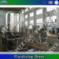 Fluidizing Batch Dryer for Chemical Granule