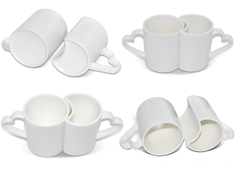 sublimation couple mugs (2)