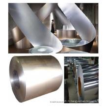 Bobine en aluminium pour plafond, matériaux de construction
