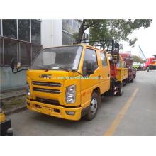 JMC 8-10m Articulated Boom Aerial Work Platform Truck