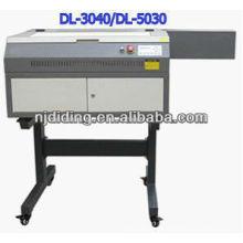 La machine à gravure laser Knit dl-5030/3040 cnc