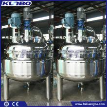 100L - 10000L tanques de mezcla de acero inoxidable, recipiente de mezcla