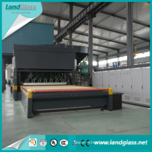 China Landglass Forced Convection Tempered Glass Making Furnace