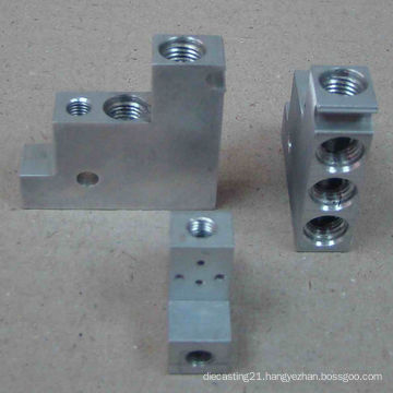Zinc Cramp Frame Made by Die Casting with ISO9001: 2008, SGS, RoHS