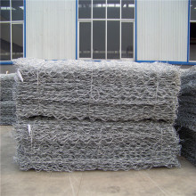 3*1*1m triple twist Hot-dipped galvanized gabion Box
