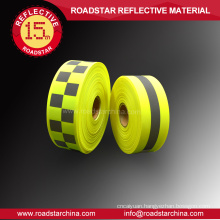 2 colors available oxford fabric reflective warning tape