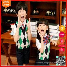 2016 New fashion customized handmade high school uniform