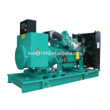 Googol 300kW AC Electric Diesel Generator Puissance