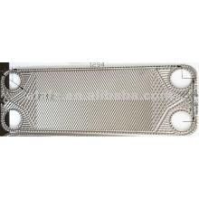 M15 igualmente 316L placa de intercambiador de calor, intercambiador de calor precio