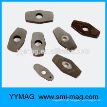 Hochwertiger gesinterter Alnico-Magnet