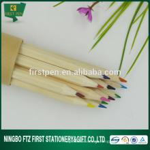 Papelaria chinesa lápis de cor em massa